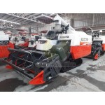 Used combine Harvester DC70G Reconditioned (C372)