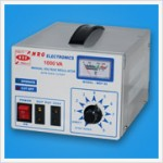 1000 VA MANUAL VOLTAGE REGULATOR