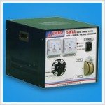 5 KVA (AUTO & MANUAL VOLTAGE REGULATOR)