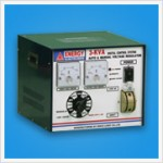 3 KVA (AUTO & MANUAL VOLTAGE REGULATOR)