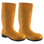 Safety Wellington Boots (Extra Heavy Duty Knee Length
