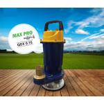 Max Pro QDX 0.75 HP - 750W ေရျမဳပ္ပန္႔ (၁ေကာင္)