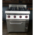 Gas Combination Oven ( ဂတ္စ္မီးဖို )