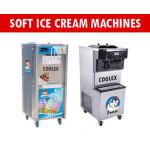 Ice  Cream Soft Machine(ေရခဲမုန္ ့အေပ်ာ့စက္)