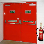 Fire Rated Steel Doors and Frames