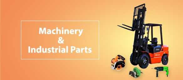 Machinery and Industrial Parts