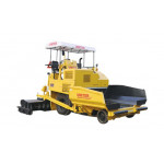 Hydrostatic Paver Finisher