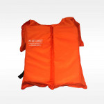 water safety products orange light work vest life jacket