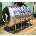 Steel Water Tank 5000L-Horizontal Type (ရေတိုင်ကီ)