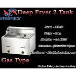 Deep Fryer Gas Type