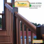 GRM Biowood Handrail (လက်ကိုင်)