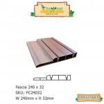 GRM Biowood Roof (ခေါင်မိုး)