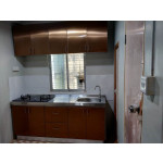 Favourite Steel Kitchen Cabinet-ကြေးရောင်